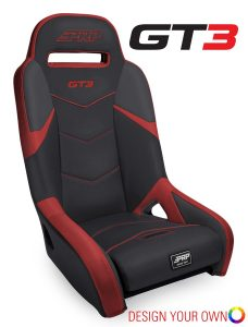 GT3 Suspension Seat for Honda Talon from PRP Seats