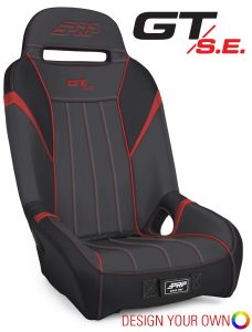 GTSE Suspension Seat for Honda Talon from PRP Seats
