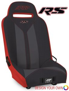 RS Suspension Seat for the Honda Talon from PRP Seats
