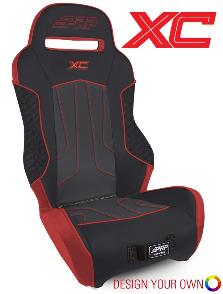 XC Suspension Seat for Honda Talon from PRP Seats