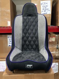 Suspension seats, and accessories for off-road - PRP Seats