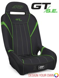 PRP GT/S.E. Seats for Kawasaki KRX