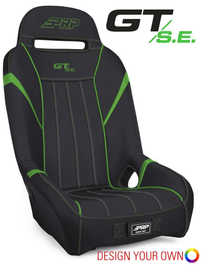 PRP GT/S.E. Seats for Kawasaki KRX