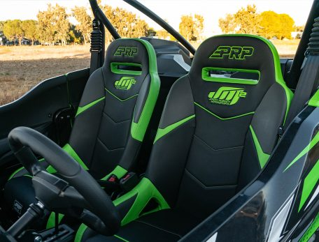 PRP GT3 Seats for Kawasaki KRX