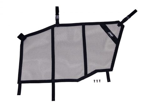 Driver Side Window Net for the Kawasaki KRX from PRP Seats