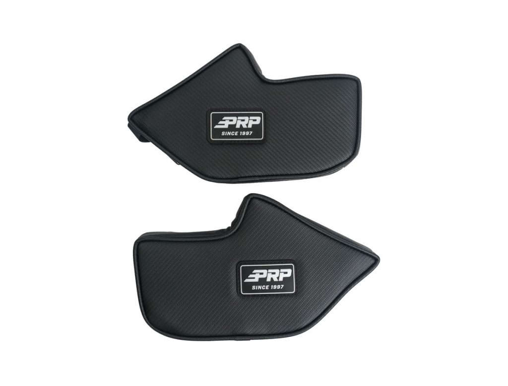 Knee Pads for the Kawasaki KRX 1000 from PRP Seats