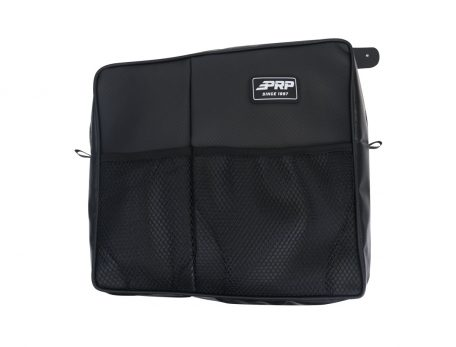 Firewall / Behind the Seat Storage Bags for Kawasaki KRX from PRP Seats (Passenger Side)