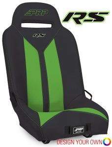 PRP RS Suspension Seat for Kawasaki KRX