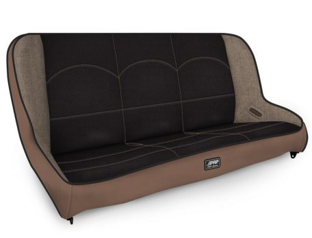 Rear Bench for Jeep JK in Tan and Black