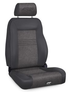 Spec Suspension Seat, Driver's Side in All Grey