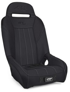 1 inch, Extra Wide GTSE Suspension Seat in All Black
