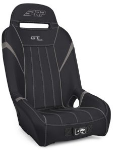 GTSE Rear Suspension Seat in Black and Grey