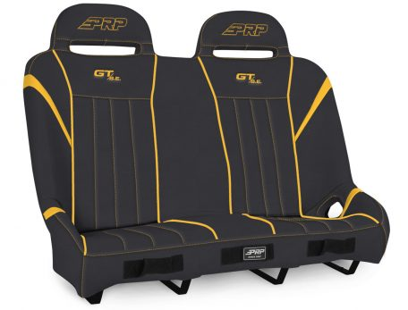 GTSE Suspension Bench in Black and Yellow