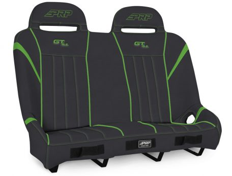 GTSE Suspension Bench in Black and Green