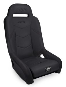 GT3 1000 Rear Suspension Seat for Polaris in All Black