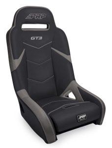 GT3 1000 Rear Suspension Seat for Polaris in Grey