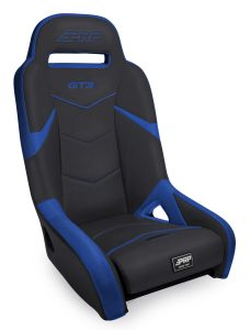 GT3 1000 Rear Suspension Seat for Polaris in Blue