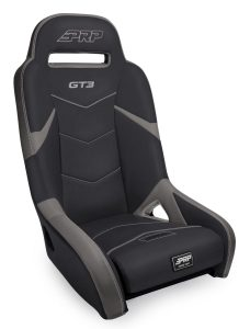 GT3 1000 Suspension Seat for Polaris in Grey