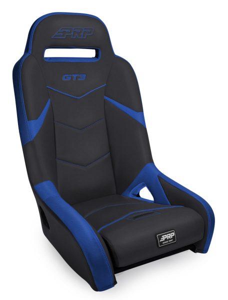 GT3 1000 Suspension Seat for Polaris in Blue