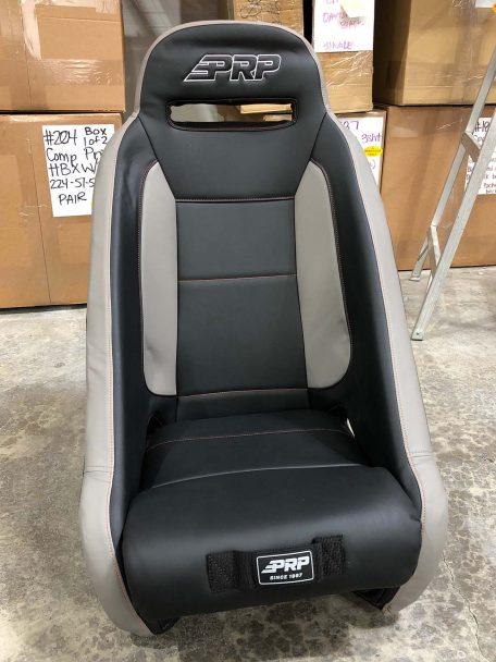 Seat number 219 - RZR 1000 Comp UTV Pair of Seats