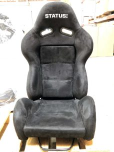 Status SPA Carbon Fiber Grand Prix Recliner