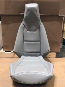 Single Grey Slinghsot SLR Stock Seat
