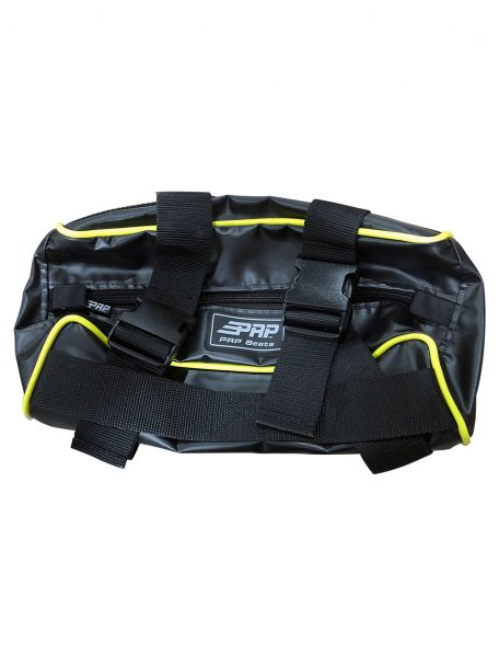 Baja bag with lime squeeze piping