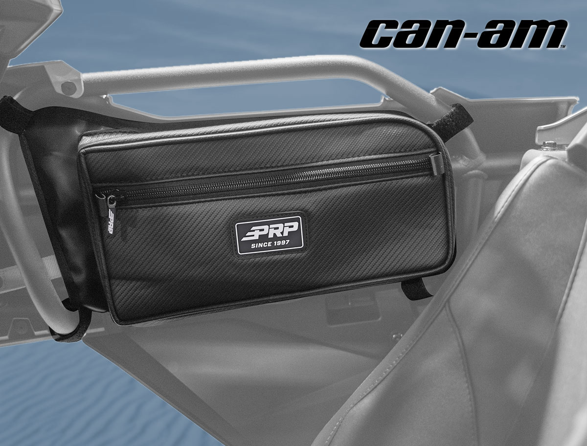 Can-Am storage bag in Can-Am UTV