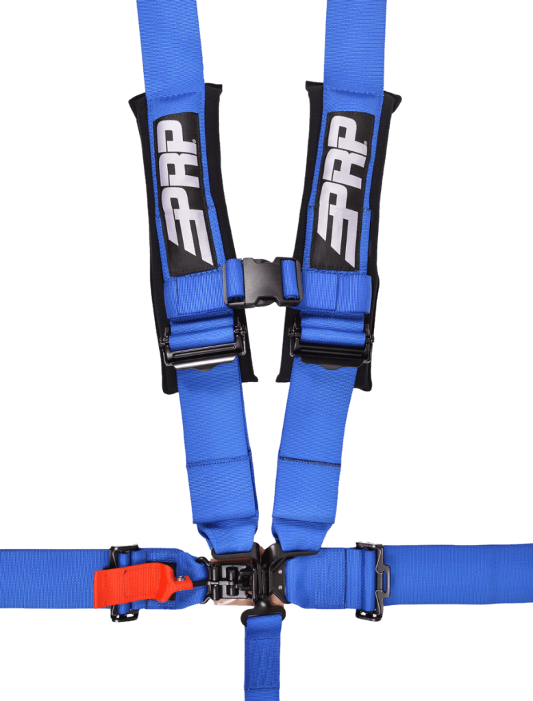Blue 5.3 harness