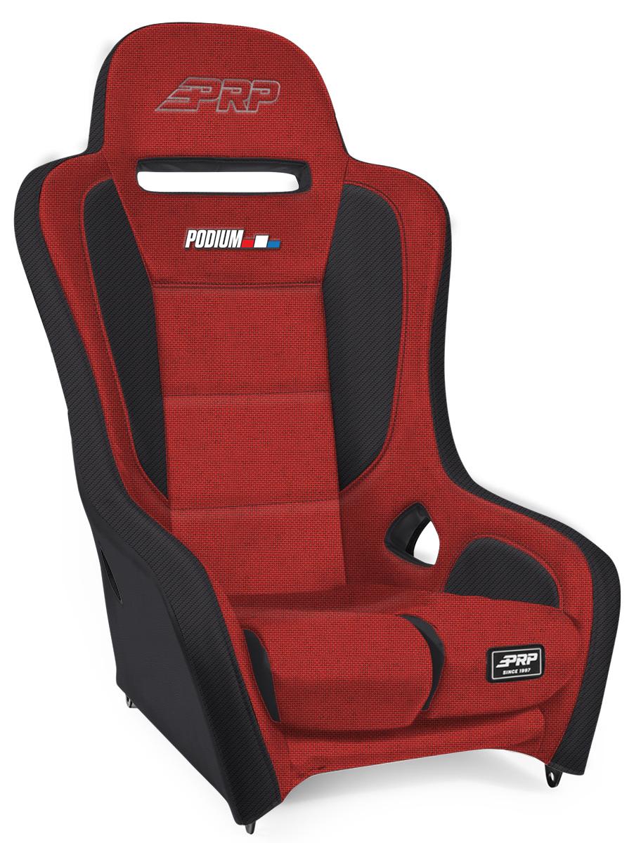 Podium Elite Suspension Seat from PRP Seats