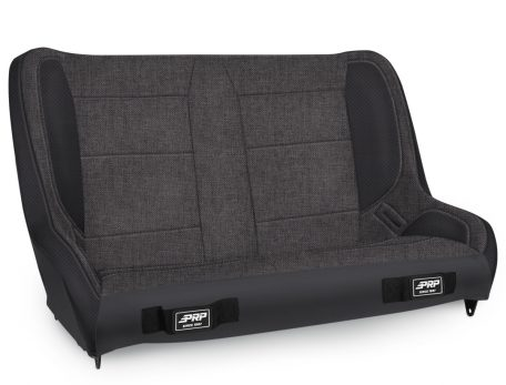 Elite Series Rear Bench for TJ - All Grey