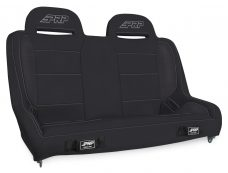 Elite Series Rear Bench for Jeep JKU - Black Vinyl