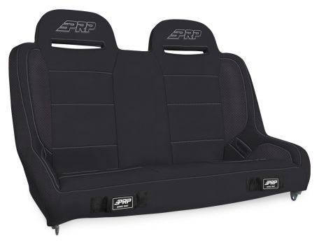 Elite Series Rear Bench for Jeep JKU - Black Vinyl