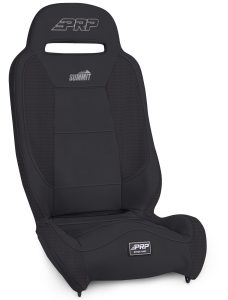 Summit Seat Black Vinyl