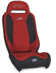 Summit Red Seats