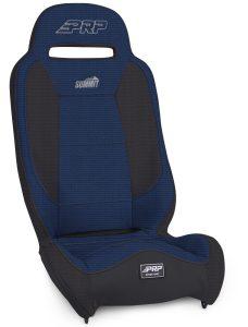 Summit Blue Seats
