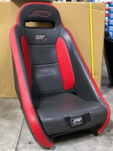 Comp UTV Black and Red Seat
