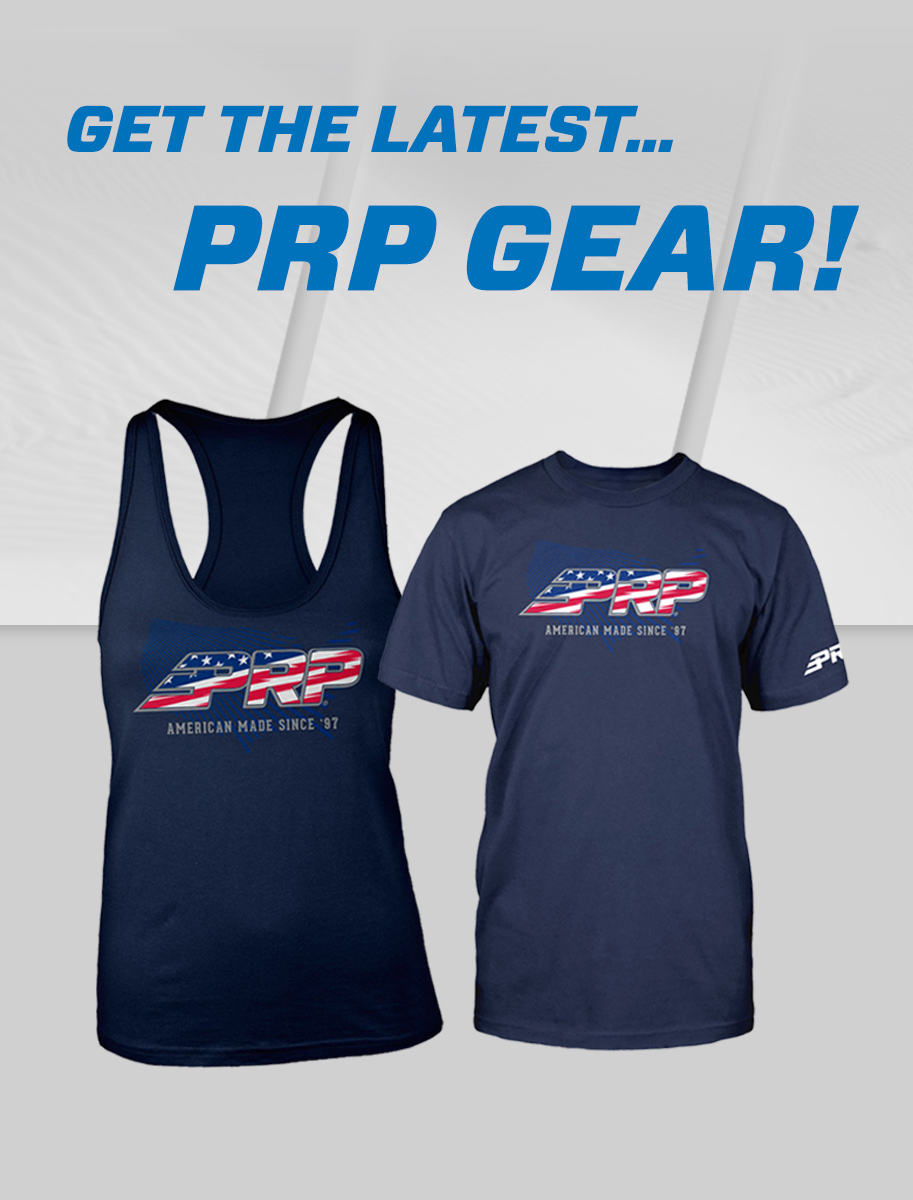 prp clothing on grey prp speed background