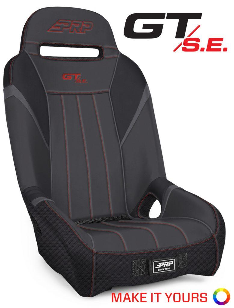 GTSE Suspension Seat for Polaris RZR Pro XP