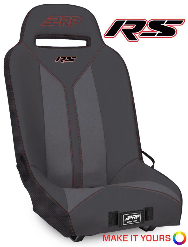 RS Suspension Seat for Polaris RZR Pro XP