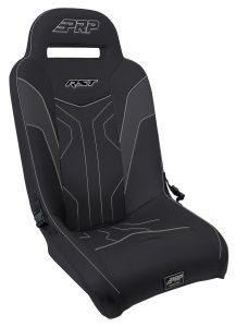 RST Suspension Seat for Polaris RZR - Grey Trim