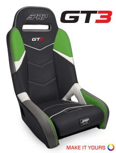 GT3 Seat for Arctic Cat