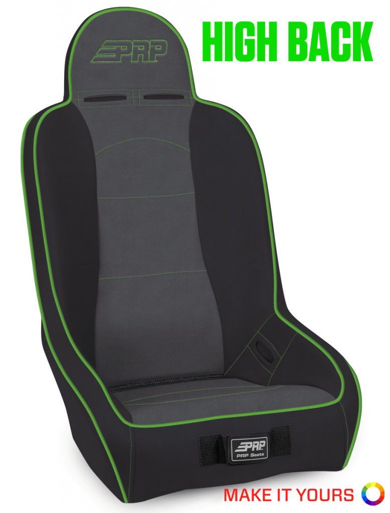 High Back for Arctic Cat