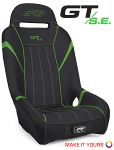 GTSE Seats for Kawasaki