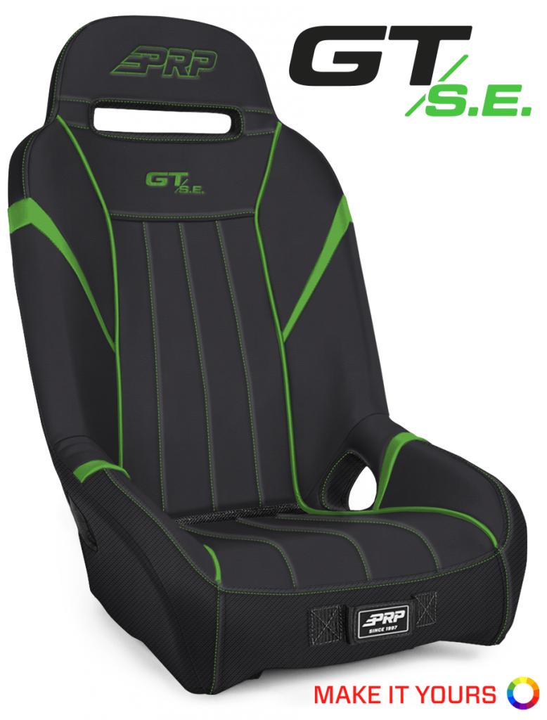 GTSE Seats for Kawasaki