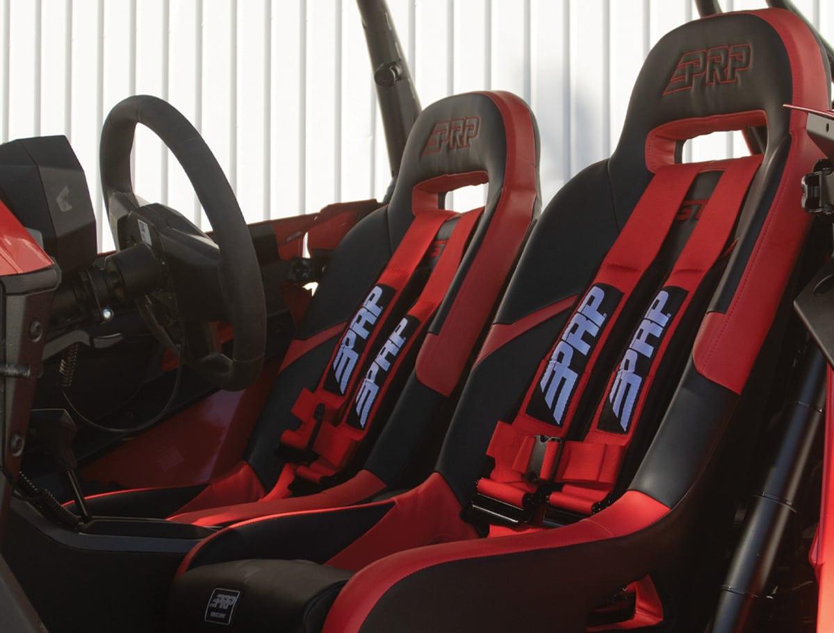 PRP RZR Pro XP Seats