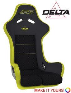 PRP's Delta Composite Bucket Seat