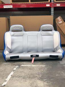 53 inch High Back Rear Elite Bench Warehouse Deals CSS-348