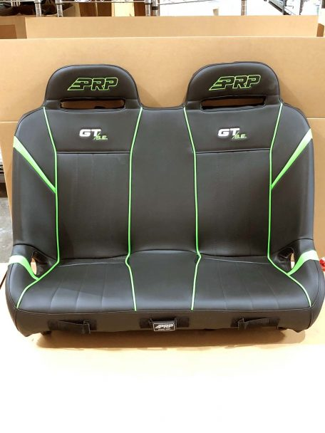 CSS-391 RZR GTSE Suspension Bench black and green