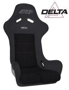 Delta Composite Seat - Black
